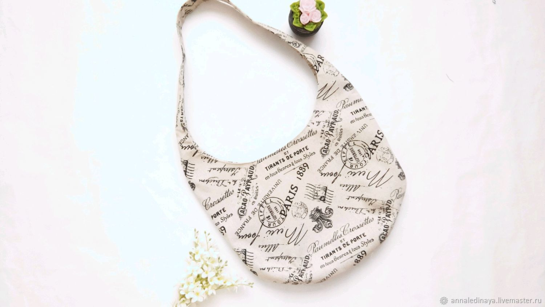 ae9075368349 Женские сумки ручной работы. Ярмарка Мастеров - ручная работа. Купить Сумка  летняя льняная.
