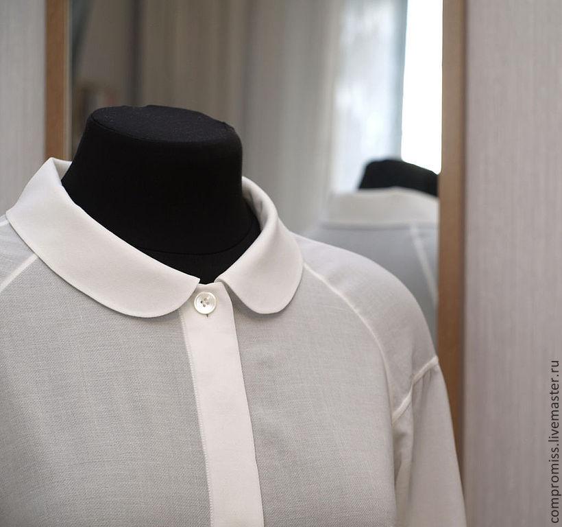 Купить магазин белые блузки