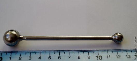 Стек с двумя шариками (19 и 12 мм)