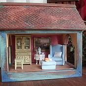 """Мебель ручной работы. Ярмарка Мастеров - ручная работа Миниатюрный домик """"Прованс"""". Handmade."""