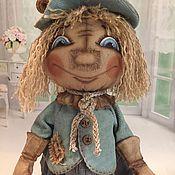 Куклы и игрушки ручной работы. Ярмарка Мастеров - ручная работа Интерьерная кукла Страшила- Мудрый. Handmade.