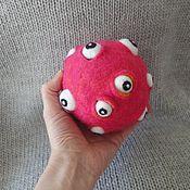 Куклы и игрушки handmade. Livemaster - original item Musical puzzle