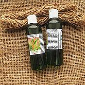 Косметика ручной работы handmade. Livemaster - original item Birch buds shampoo with herbs of the Altai Mountains. Handmade.
