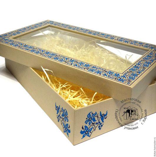 Подарочная упаковка ручной работы. Ярмарка Мастеров - ручная работа. Купить Авторские коробки под куклы ручной работы. Handmade.