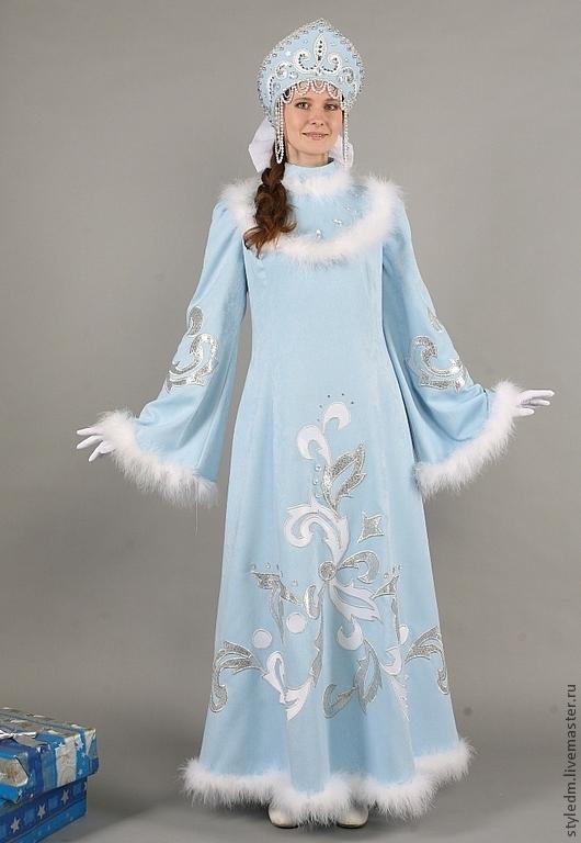 десятков снегурочка из сказки костюмы фото фото