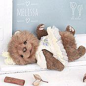 Куклы и игрушки ручной работы. Ярмарка Мастеров - ручная работа Мелисса. Handmade.