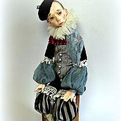 Куклы и игрушки ручной работы. Ярмарка Мастеров - ручная работа коллекционная авторская кукла ВЕНСАН (ПРОДАН). Handmade.