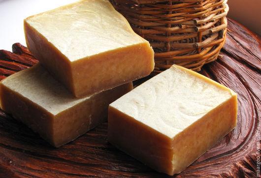 """Мыло-шампунь ручной работы. Ярмарка Мастеров - ручная работа. Купить Шампуневое мыло """"Каланхоэ,тополиные почки и лавр"""". Handmade."""