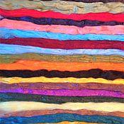 Материалы для творчества handmade. Livemaster - original item Viscose. Color set - 250 gr., 25 colors. Handmade.