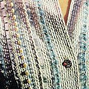 Одежда ручной работы. Ярмарка Мастеров - ручная работа Блузка  ЖЕМЧУЖИНА. Handmade.