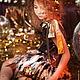Одежда для девочек, ручной работы. Дизайнеркое платье для девочки. Анастасия Курбатова (anastakurbatova). Интернет-магазин Ярмарка Мастеров. В полоску