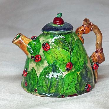 Сувениры и подарки ручной работы. Ярмарка Мастеров - ручная работа Колокольчик: Эльфийский чай. Handmade.