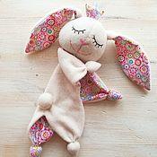Куклы и игрушки ручной работы. Ярмарка Мастеров - ручная работа Зайка для принцессы. Handmade.