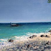 Картина маслом Андаманское море