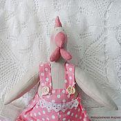 Куклы и игрушки ручной работы. Ярмарка Мастеров - ручная работа курочка Коко. Handmade.