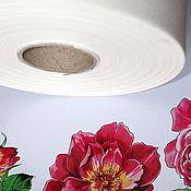 Ткани ручной работы. Ярмарка Мастеров - ручная работа Флизелин клеевой, отрывной Gunold 65 г/м2. Handmade.
