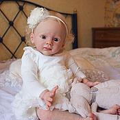 Куклы и игрушки ручной работы. Ярмарка Мастеров - ручная работа Кукла реборн Сесиль- Фридолин. Handmade.