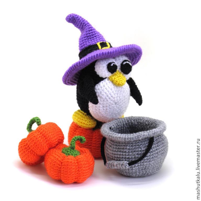 МК Пингвин на Хеллоуин
