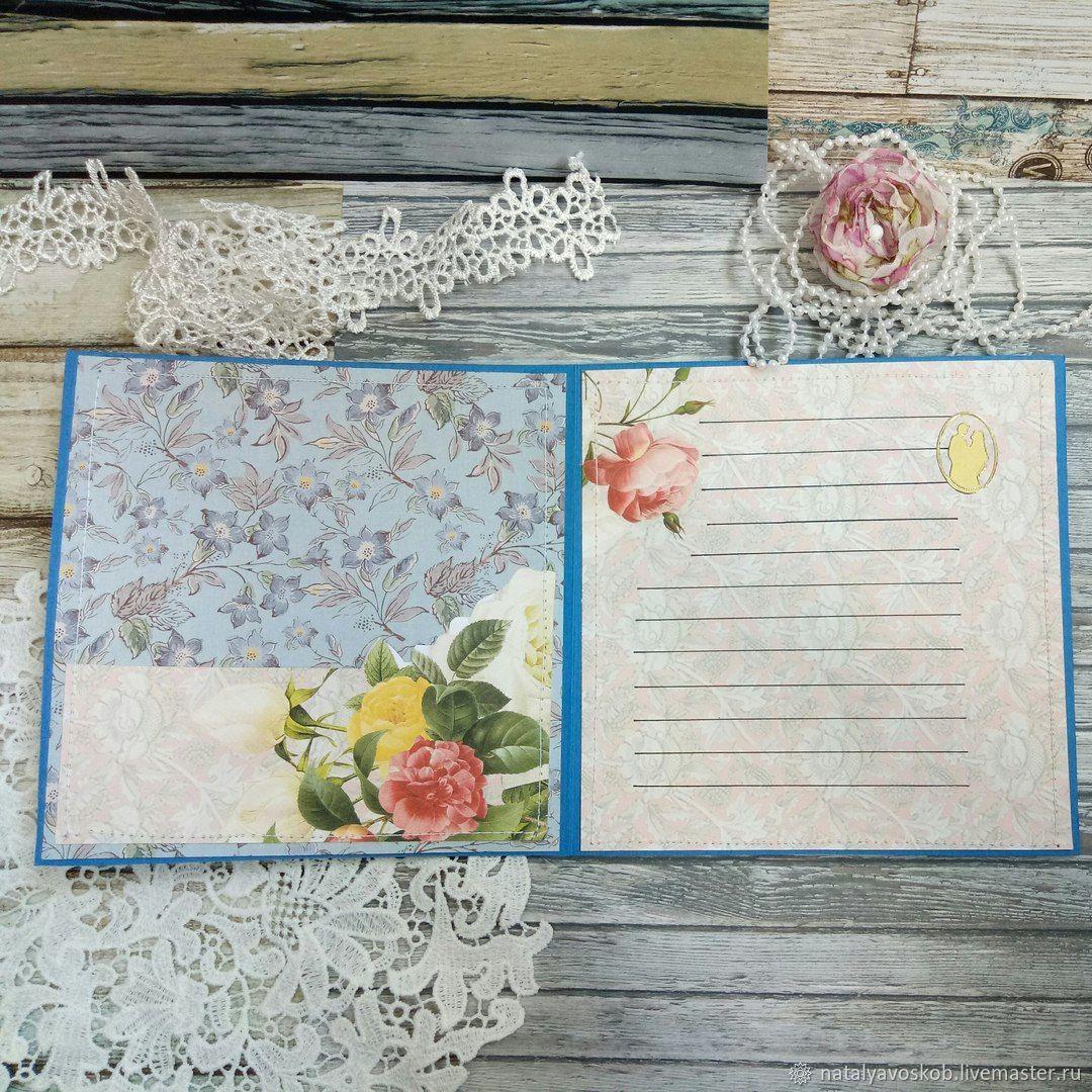 Свадебные открытки с кармашком для денег 78