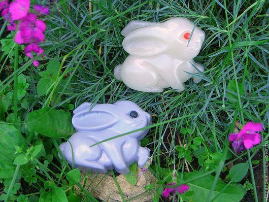 Мыло ручной работы. Ярмарка Мастеров - ручная работа. Купить Мыло ручной работы-Кролики. Handmade. Мыло, мыло в подарок
