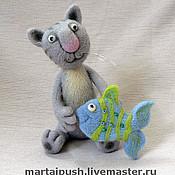 Куклы и игрушки ручной работы. Ярмарка Мастеров - ручная работа Добрый Кот. Handmade.