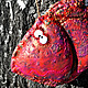 Игрушки животные, ручной работы. Ярмарка Мастеров - ручная работа. Купить Карася Феофановна.. Handmade. Ярко-красный, грунт акриловый