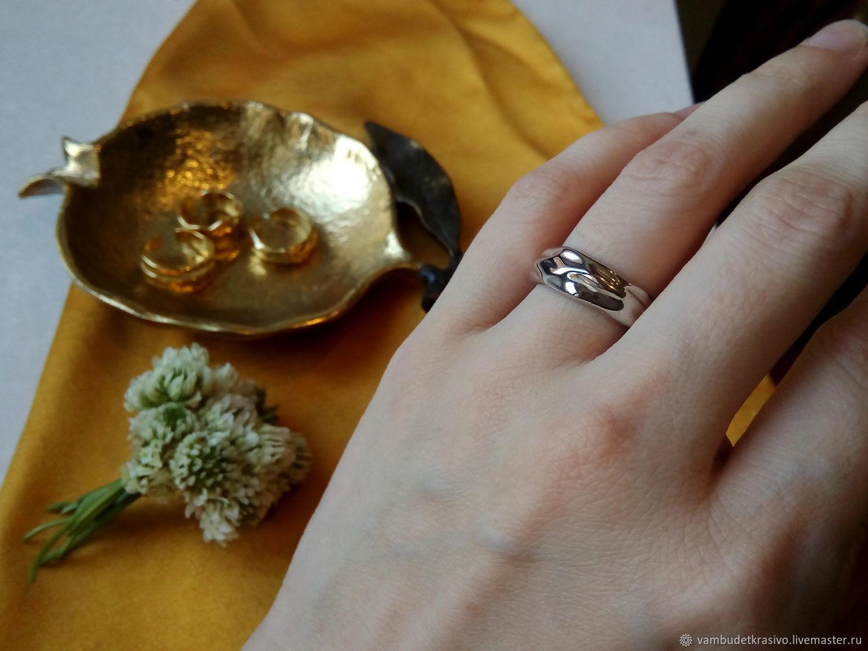 Кольцо из серебра 925, Кольца, Москва,  Фото №1