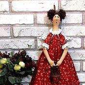 Куклы Тильда ручной работы. Ярмарка Мастеров - ручная работа Кукла Тильда Кофейный ангел. Handmade.