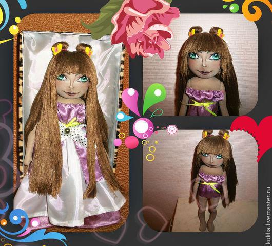 Коллекционные куклы ручной работы. Ярмарка Мастеров - ручная работа. Купить Кукла для девочки. Handmade. Кукла ручной работы, игрушка