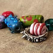 Украшения handmade. Livemaster - original item Silver neverhood ring. Handmade.