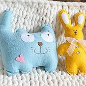 Куклы и игрушки ручной работы. Ярмарка Мастеров - ручная работа игрушки из фетра. Handmade.