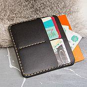 Сумки и аксессуары handmade. Livemaster - original item Card purse. Handmade.