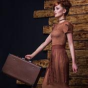 """Одежда ручной работы. Ярмарка Мастеров - ручная работа Платье """"Вестерн"""". Handmade."""