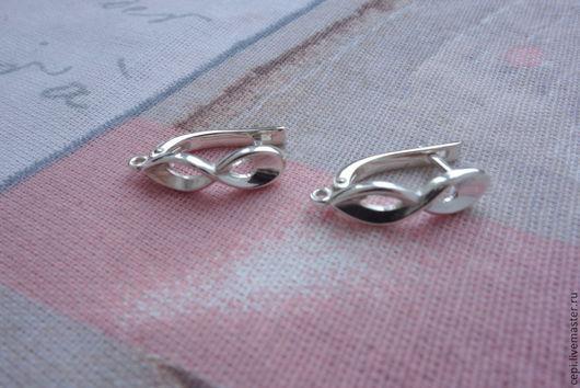 Для украшений ручной работы. Ярмарка Мастеров - ручная работа. Купить Швензы из серебра 925. Handmade. для украшений