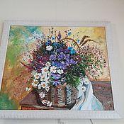 Картины ручной работы. Ярмарка Мастеров - ручная работа Картины: картина масло. Handmade.
