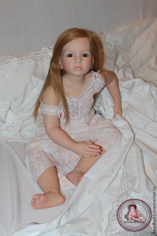 Куклы-младенцы и reborn ручной работы. Ярмарка Мастеров - ручная работа. Купить кукла-реборн  из молда Аленка от Натали Блик. Handmade.