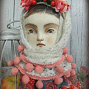 Куклы и игрушки ручной работы. Ярмарка Мастеров - ручная работа Кукла Ася. Handmade.