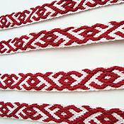 Русский стиль handmade. Livemaster - original item Belt mens of the Slavic