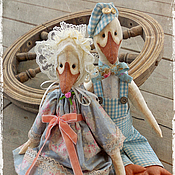 Куклы и игрушки ручной работы. Ярмарка Мастеров - ручная работа Майская парочка...Май и Майя. Handmade.