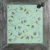 Дизайн и реклама ручной работы. Ярмарка Мастеров - ручная работа Комод на дачу. Handmade.
