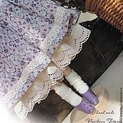 Куклы и игрушки ручной работы. Ярмарка Мастеров - ручная работа Прованс... Тильда ангел Лавандовая фея IV. Handmade.