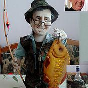 Куклы и пупсы ручной работы. Ярмарка Мастеров - ручная работа Рыбачок. Handmade.