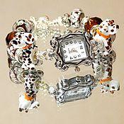 """Украшения ручной работы. Ярмарка Мастеров - ручная работа Часы  """"My pets"""". Handmade."""