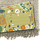 Визитки ручной работы. Набор визиток «Мастер хэндмейда». Дизайн-гнездо Crowhouse. Интернет-магазин Ярмарка Мастеров. Мастер, подарок