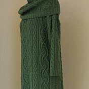 Одежда handmade. Livemaster - original item Knitted dress Mistress of Copper Mountain, Arana. Handmade.