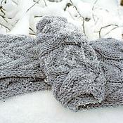 Аксессуары handmade. Livemaster - original item Scarf - hood. Handmade.