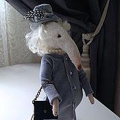 Куклы и игрушки ручной работы. Ярмарка Мастеров - ручная работа Королева. Елизавета II. Handmade.