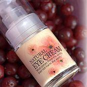 Косметика ручной работы handmade. Livemaster - original item Cream muscle relaxant Cranberry. Complex skin care 35 .. Handmade.