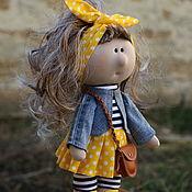 Мягкие игрушки ручной работы. Ярмарка Мастеров - ручная работа Куколка ростом  34 см.. Handmade.
