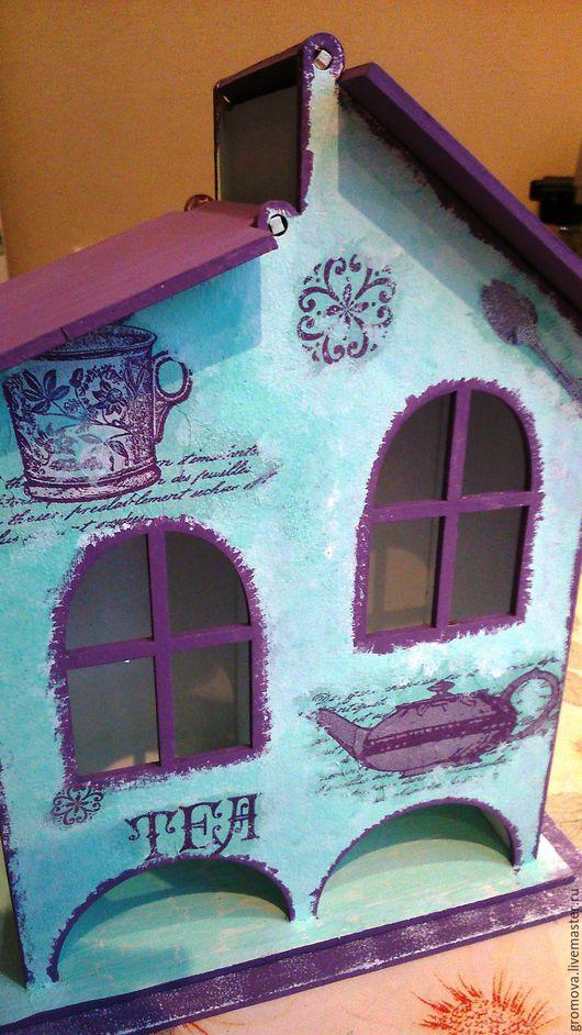 Кухня ручной работы. Ярмарка Мастеров - ручная работа. Купить Чайный домик. Handmade. Чайный домик, подарок